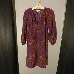 Tucker for Target patterned dress